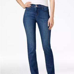 Style & co tummy control cotton blend 2% spandex